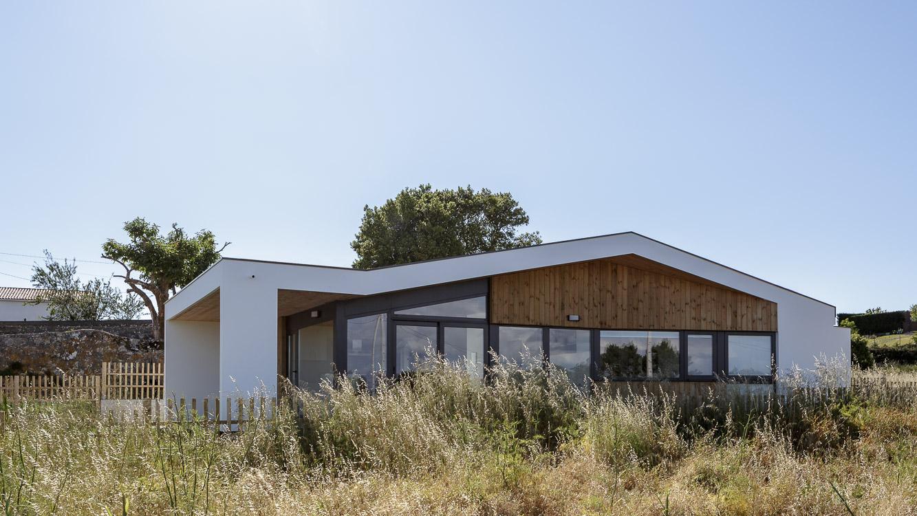Casa bewood Riveira se publica en Plataforma Arquitectura